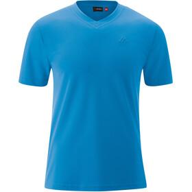 Maier Sports Wali SS Shirt Men blue aster